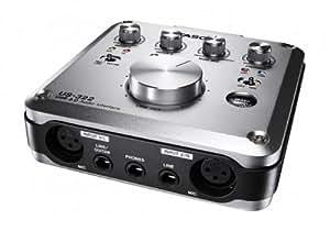 TASCAM オーディオインターフェイス DSPミキサー搭載 96kHz対応 USB2.0 US-322