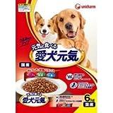 ユニ・チャーム(株) 愛犬元気 全段階 ビーフ・野菜・小魚 6.0kg