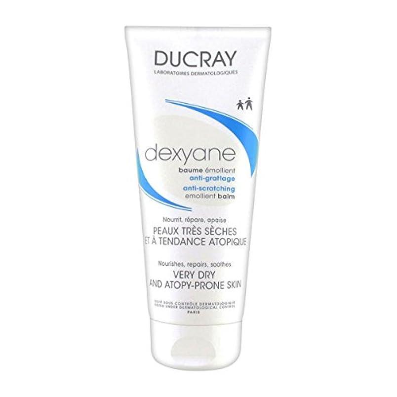 カプラージュニア端Ducray Dexyane Anti-stratching Emollient Balm 200ml [並行輸入品]