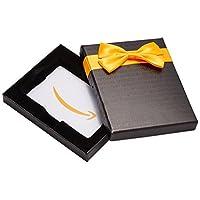 Amazonギフト券(ボックスタイプ) - クラシックブラック (金額自由設定)