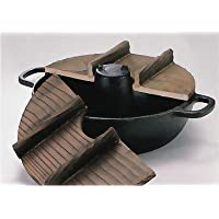南部鉄器 鉄鍋 シャブシャブ鍋  ois8-5