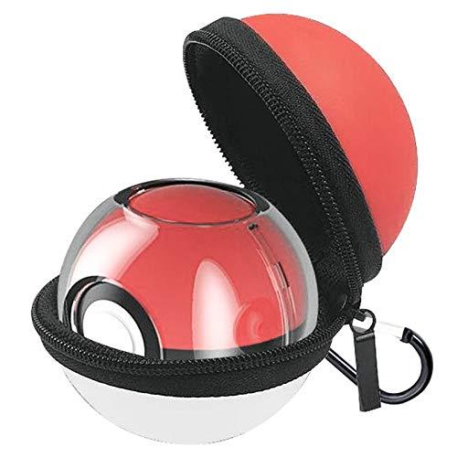 Tendak モンスターボール Plus 収納用 ケース クリア PCケース ポケモンGo Nintendo Switch Pokeball Plus用