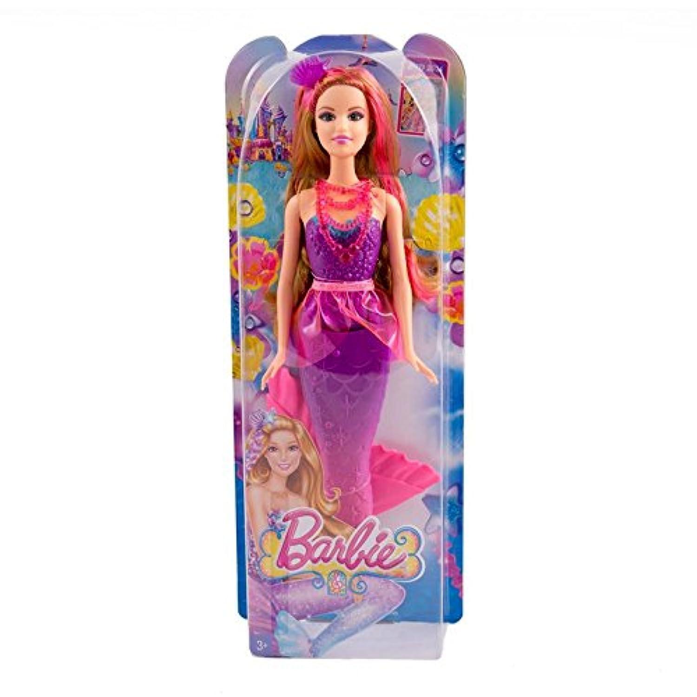 Barbie and The Secret Door Princess Mermaid Doll by Barbie [並行輸入品]