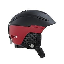 SALOMON(サロモン) スキーヘルメット RANGER² (レンジャー) BLACK MATADOR メンズ L39913000 M~Lサイズ