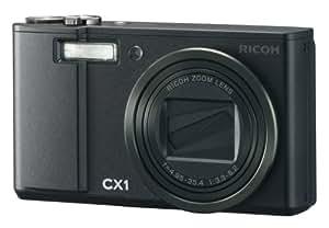 RICOH デジタルカメラ CX1 ブラック CX1BK