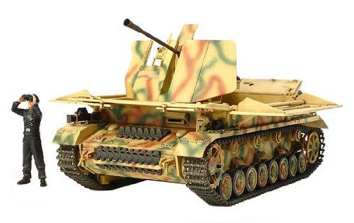1/48 ミリタリーミニチュアシリーズ No.73 ドイツ IV号対空自走砲 メーベルワーゲン (3.7cm Flak43 搭載型) 32573