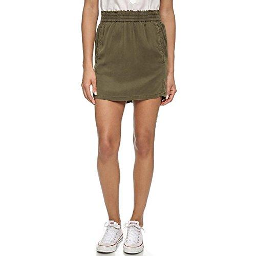 (スリードッツ) Three Dots レディース スカート ミニスカート Tencel Pull On Skirt 並行輸入品