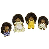 Calico Critters Pickleweeds Hedgehog Family by Calico Critters [並行輸入品]