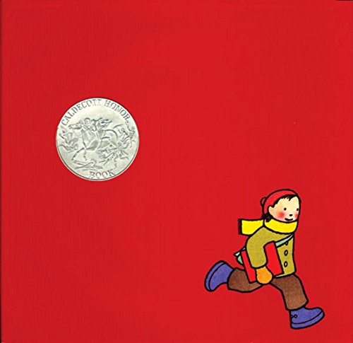 The Red Book (Caldecott Honor Book)