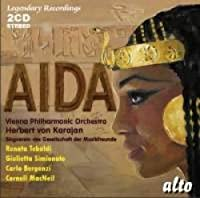 『アイーダ』全曲 ゲオルグ・ショルティ & ローマ歌劇場、レオンティーン・プライス、ジョン・ヴィッカーズ、他(1961 ステレオ)(2CD+ブルーレイ・オーディオ)