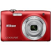 Nikon デジタルカメラ COOLPIX S2900 5倍ズーム 2005万画素 レッド S2900RD