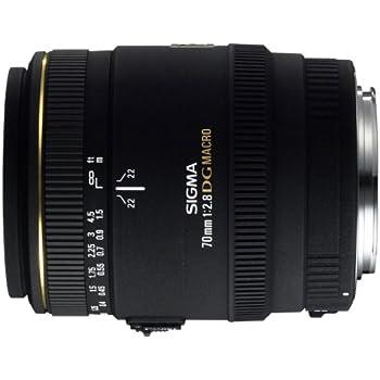 SIGMA 単焦点マクロレンズ MACRO 70mm F2.8 EX DG シグマ用 フルサイズ対応