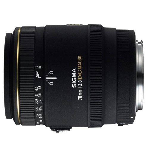 SIGMA 単焦点マクロレンズ MACRO 70mm F2.8 EX DG ニコン用 フルサイズ対応