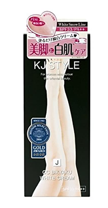 以前は臨検持ってるKJ STYLE CCビキャククリーム