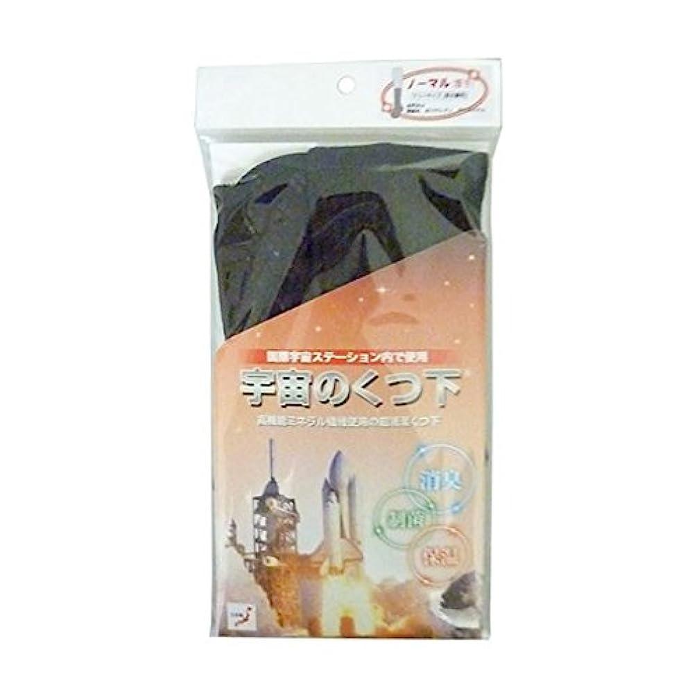プロポーショナル潜水艦所有権宇宙の靴下ノーマル(厚手)2足セット