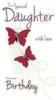 Shop Inc '娘–Butterflies '高品質hand-finished誕生日カード