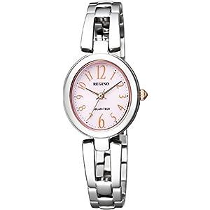 [シチズン]CITIZEN 腕時計 REGUNO レグノ ソーラーテック レディス ブレスレット KP1-624-91 レディース