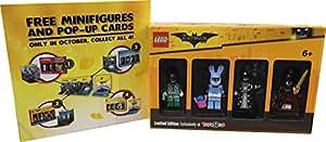 レゴ LEGO THE BATMAN MOVIE Limited Edition Exclusively at ToysRus バッドマン・ザ・ムービー ミニフィグ4体入り トイザらス限定セット