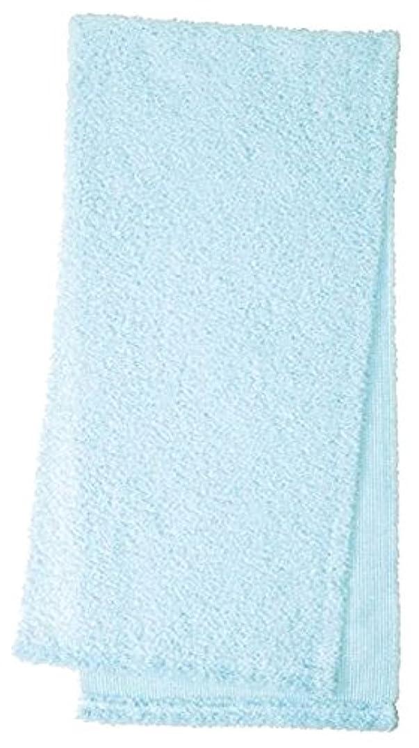 願う珍味限界マーナ 秘密のボディタオル ブルー B008