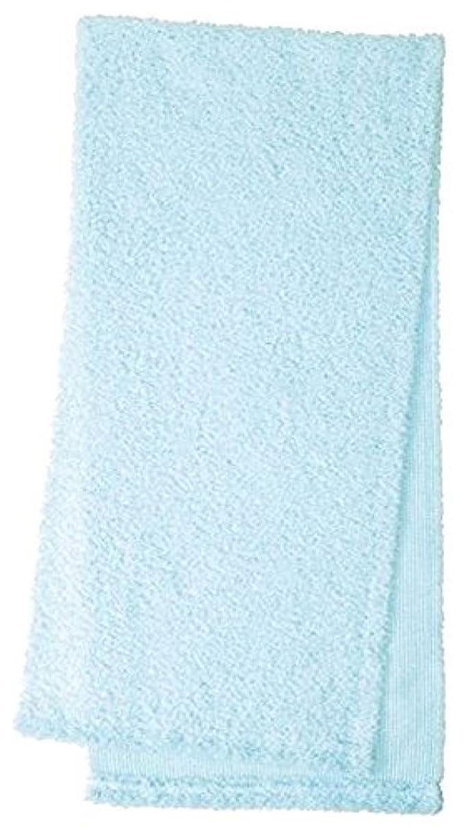 マスク打倒対称マーナ 秘密のボディタオル ブルー B008