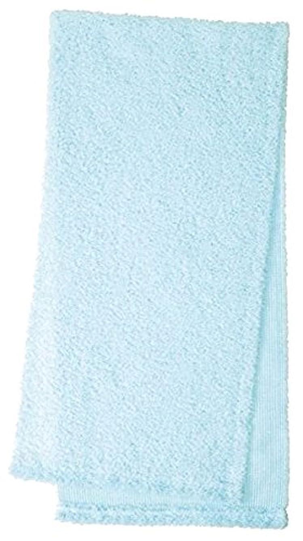 マーナ 秘密のボディタオル ブルー B008