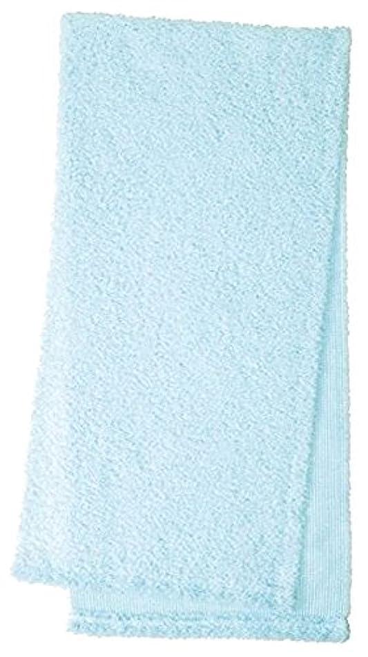 影のある華氏安定マーナ 秘密のボディタオル ブルー B008