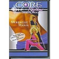 Core Rhythms Dance Exercise Program DVD: Merengue Mania!