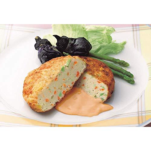 【業務用】大冷 ふんわり豆腐ハンバーグ 冷凍 30g 20個