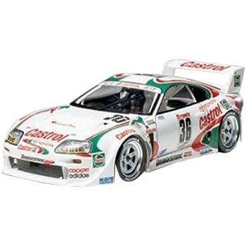 タミヤ 1/24 スポーツカーシリーズ No.163 カストロール トヨタ トムス スープラ GT プラモデル 24163