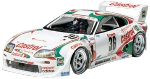 1/24 スポーツカー No.163 1/24 カストロール トヨタ トムス スープラ GT 24163
