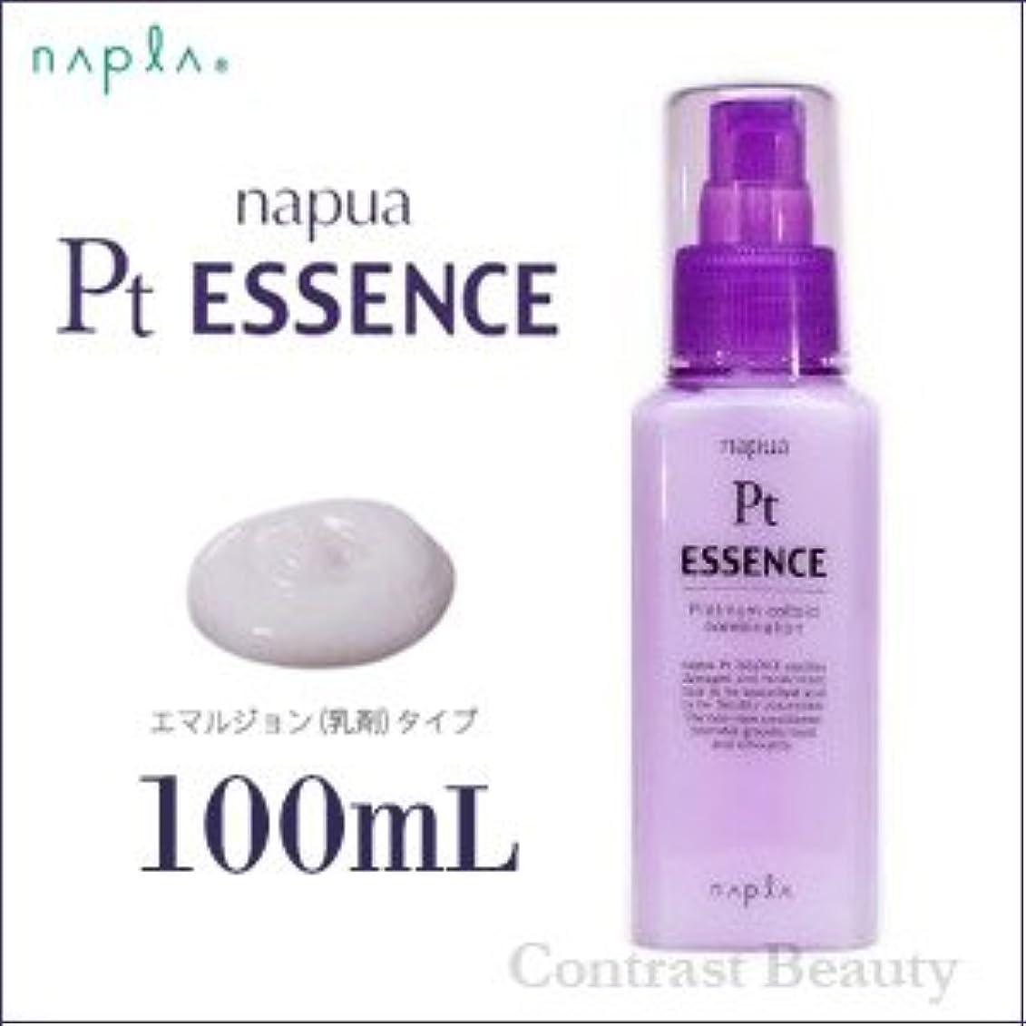 皮肉順応性のある平和【X5個セット】 ナプラ ナピュア Ptエッセンス 100ml napla