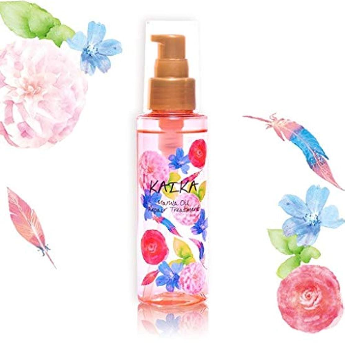 香水介入する収益カイカ ヘアオイル