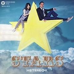 STARS♪Superfly & トータス松本のCDジャケット
