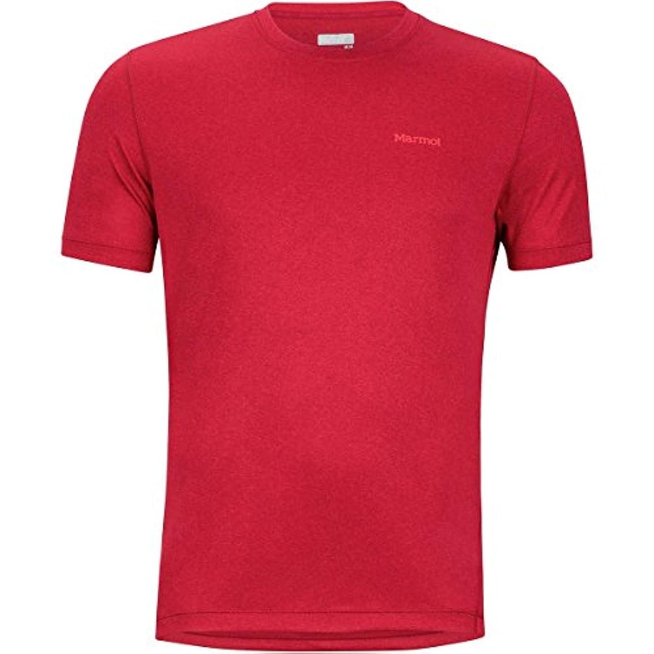 差し控える衝突コース違法マーモット Marmot メンズ トップス シャツ Conveyor T-Shirt [並行輸入品]
