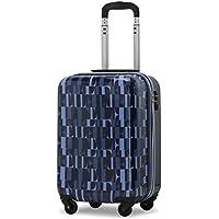 【ELLE】スーツケース キャリーケース 軽量 拡張 エル キャリーバッグ