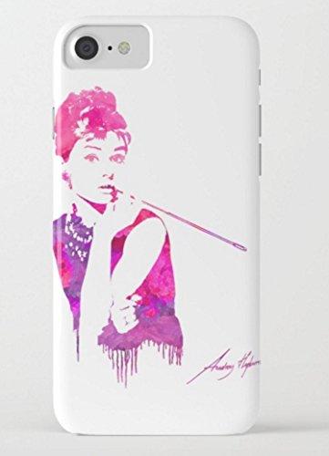 オードリー・ヘップバーン society6 iPhone 7/7 Plusケース (iPhone 7 Plus, Audrey14) [並行輸入品]