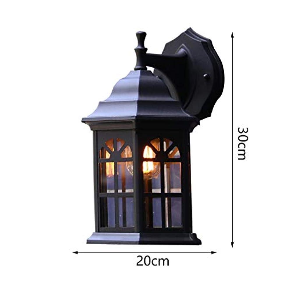 十一ラジウムラック壁面ライト, ヨーロッパのバルコニーの壁ランプ防水レトロ屋外階段クリエイティブ通路屋外ガーデンライト AI LI WEI