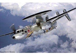 1/72 E-2Cホークアイ 航空自衛隊50周年記念スペシャルペイント