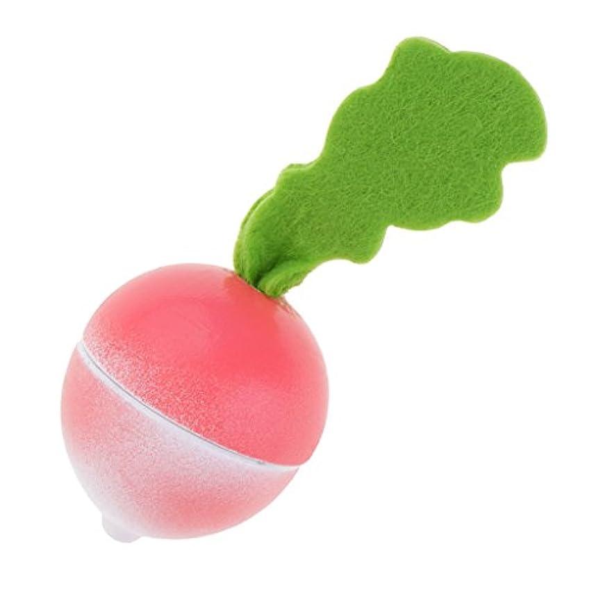 スワップ独占エンジニアリングToygogo 磁気 野菜 モデル キッチン用品 赤ちゃん ロールプレイ ごっこ遊び 玩具 全7種 - 大根モデル