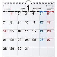高橋 2019年 カレンダー 壁掛け A3変型 E17 ([カレンダー])