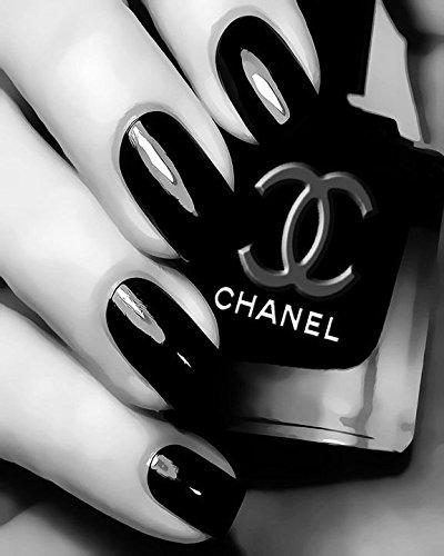 CHANEL/シャネル ネイル ロゴ #...
