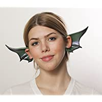 HMS 翼竜のガーゴイルの肉コスプレフレキシ耳衣装アクセサリー 緑