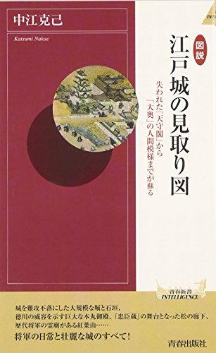 図説 江戸城の見取り図 (青春新書INTELLIGENCE)の詳細を見る