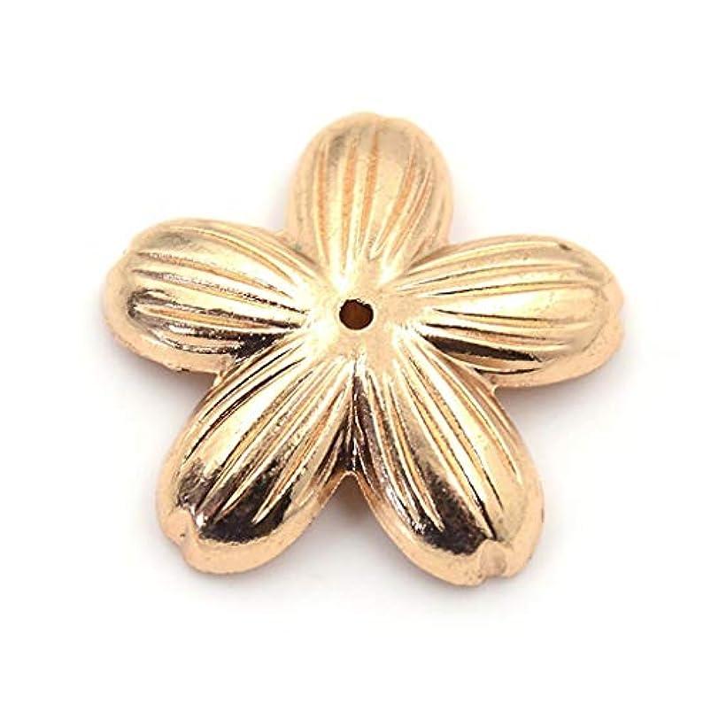 そうでなければ差別的復活するホームアロマバーナー 花香バーナーホルダー香スティックホルダー灰キャッチャー香ホルダー用ホームデコレーション 芳香器アロマバーナー (Color : Gold)