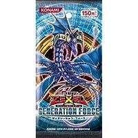 遊戯王ZEXAL オフィシャルカードゲーム ジェネレーション・フォース 【7Pack】 GENERATION FORCE / GENF