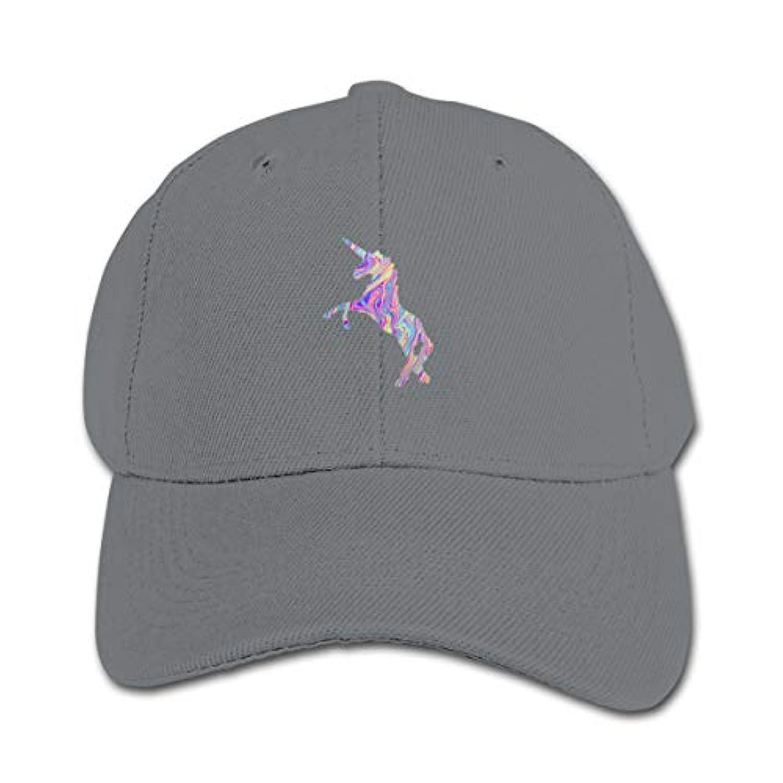ユニコーン おもしろい キャップ 多彩 ハット ファッション 鳥打ち帽 子供 通学 アウトドア 帽子