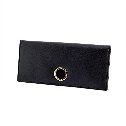 BVLGARI 【ブルガリ】 ボタンホック開閉式財布 324...