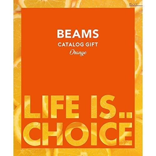 BEAMS CATALOG GIFT ビームスカタログギフト Orange オレンジ 3,000円コース