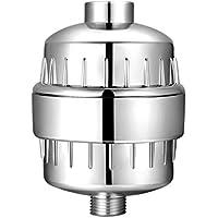 シャワーヘッド 12ステージウォーターフィルター スターオール手持ちシャワーフィルター 塩素不純物を除去 臭い機能 シャワーヘッド