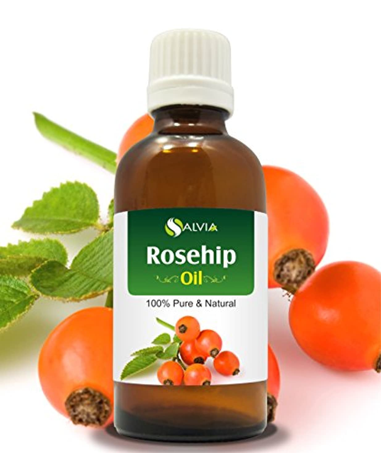 またはわずかに公式ROSEHIP OIL 100% NATURAL PURE UNDILUTED UNCUT CARRIER OIL 15ML